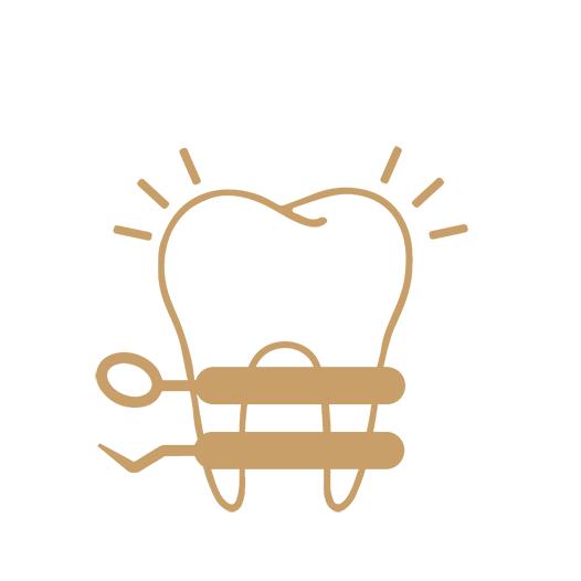 Icono para la página Blanqueamiento dental en Mataró