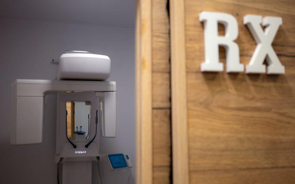 Imagen del interior de nuestra clínica dental en Mataró